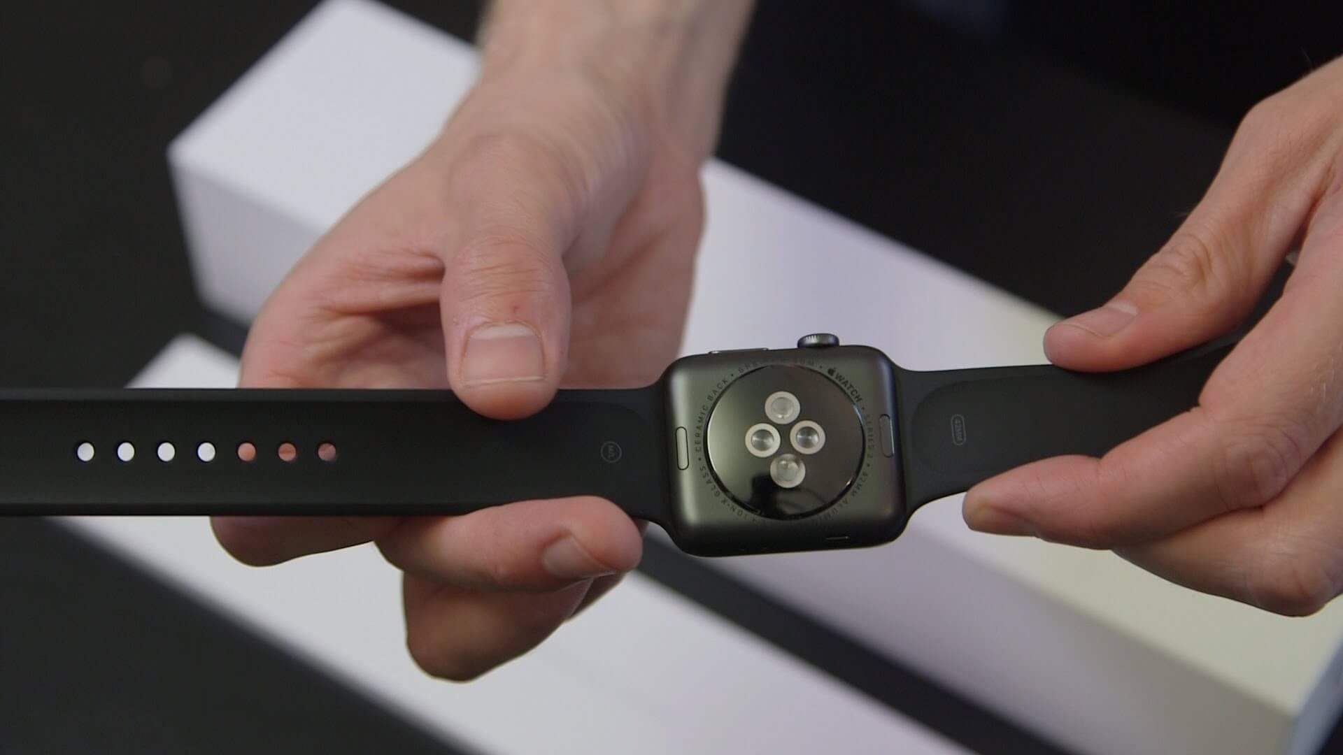 новые apple watch стать панацеей диабетиков