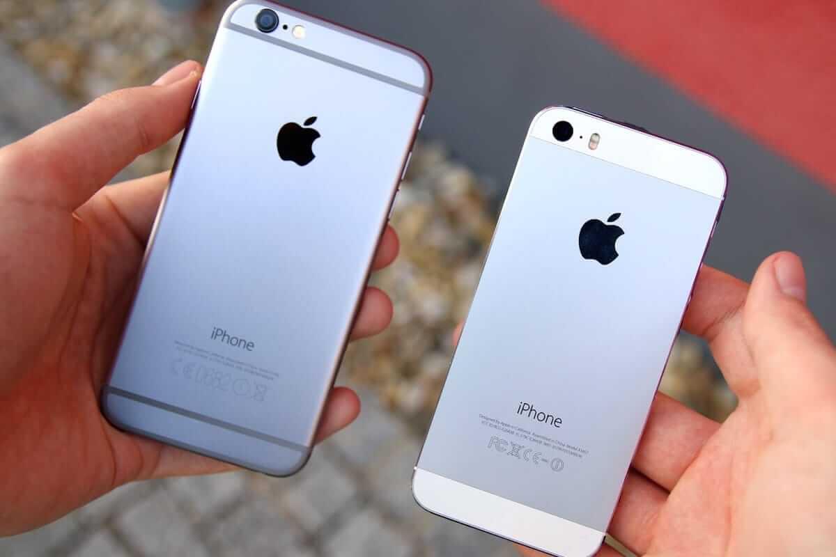 Apple все же поддерживает iPhone 5 в iOS 10.3.2