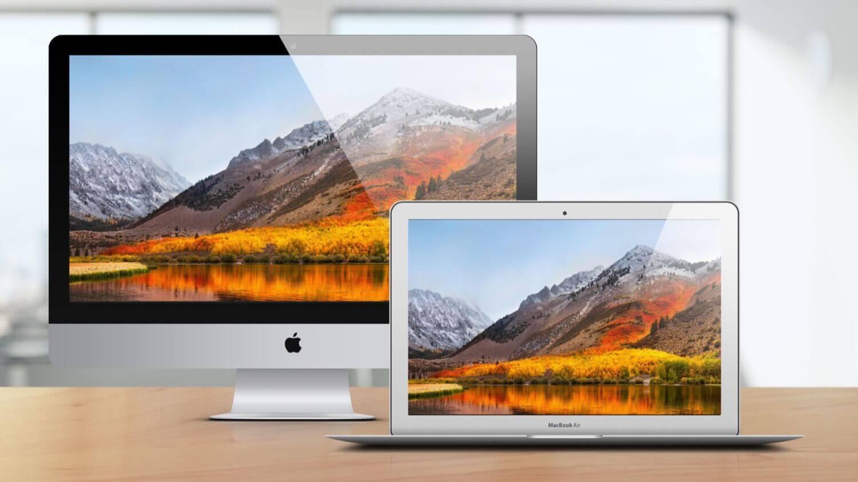 Вышла обновленная вторая бета-версия macOS High Sierra