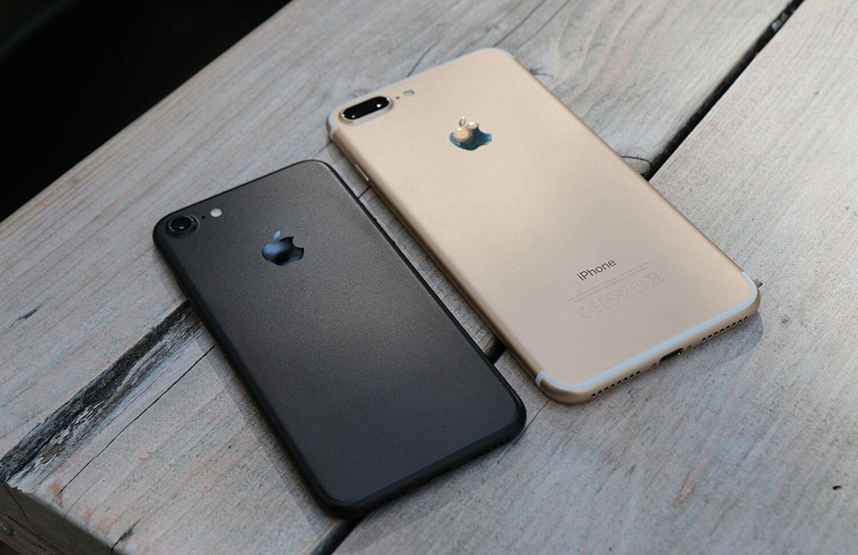 Новый iPhone близко, а iPhone 7 не думает сдаваться