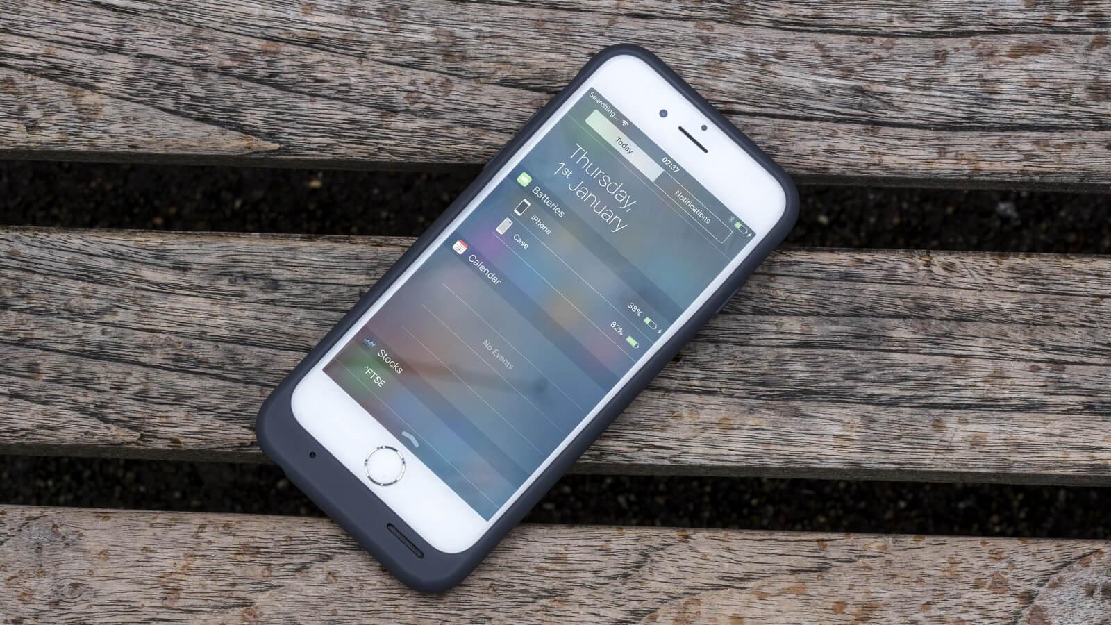 В бете iOS 11 обнаружен намек на беспроводную зарядку в iPhone 8