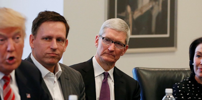 Чем Apple Watch не угодили Белому дому