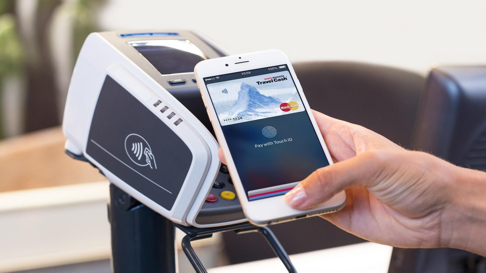 Только 16% владельцев iPhone пользуются Apple Pay