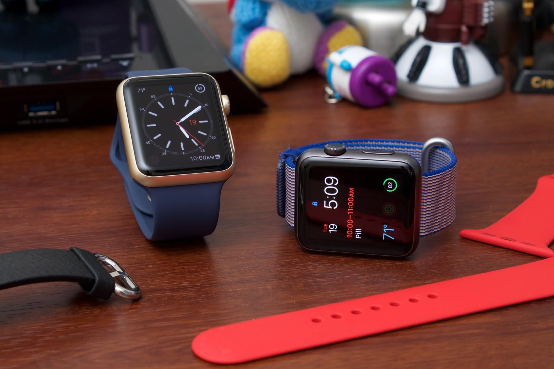 новые apple watch поступят продажу