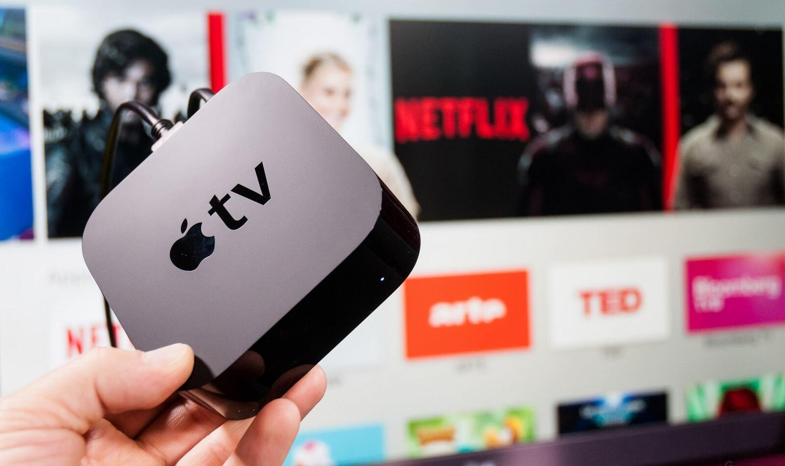 Apple продолжает работу над видеосервисом