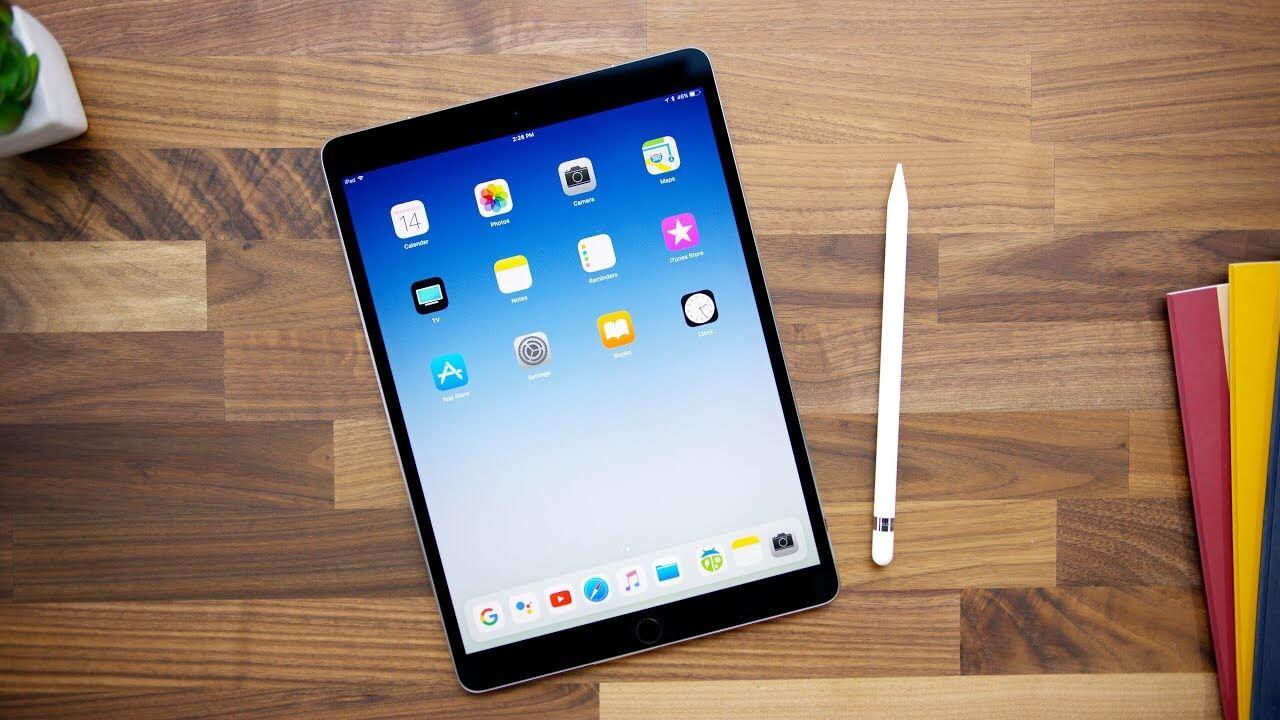 Как могут выглядеть новые модели iPad Pro и Apple Watch
