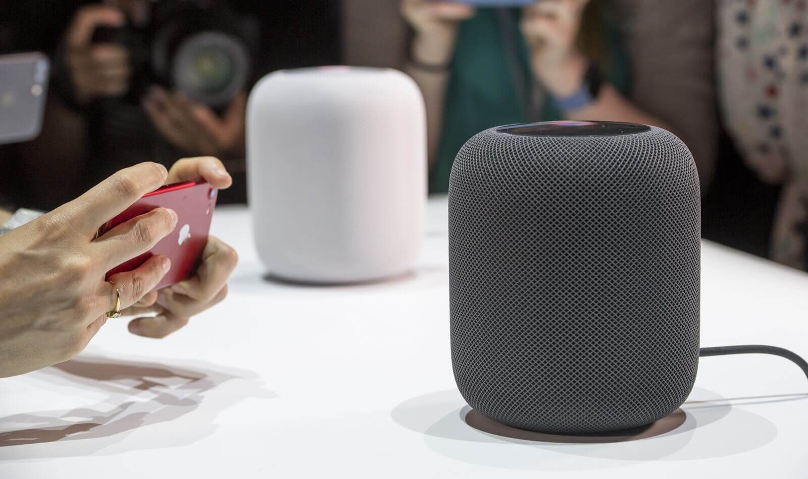 Apple выпустила обновление прошивки HomePod. Что нового?