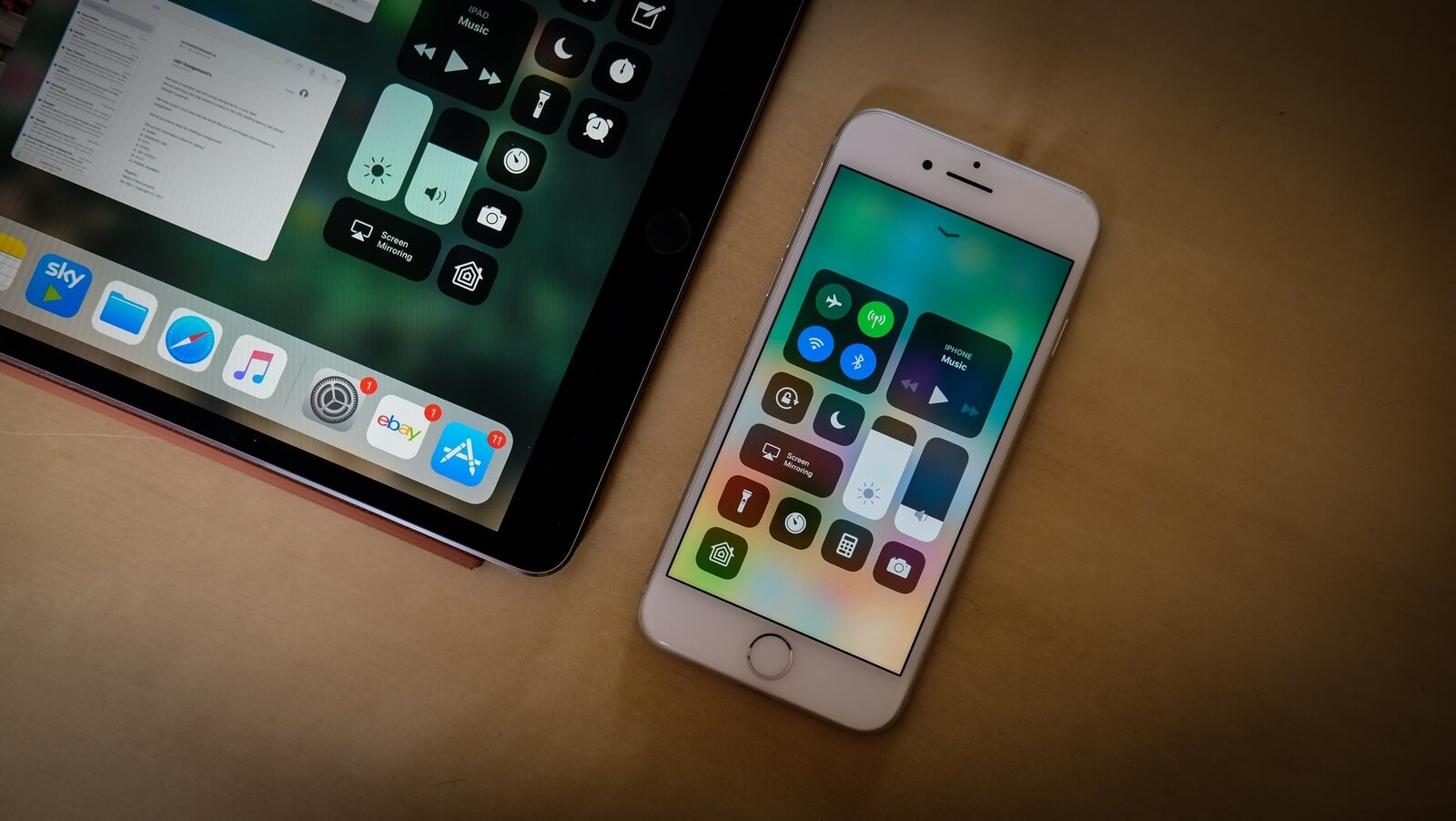 Apple выпустила iOS 11.0.3 для всех