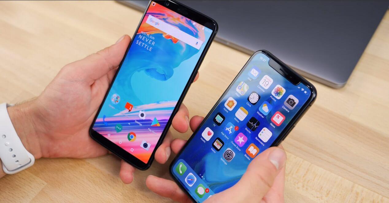iPhone X проиграл OnePlus 5T из-за 8 ГБ оперативной памяти