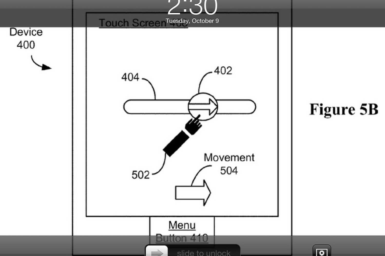 Apple выиграла дело о «slide to unlock»