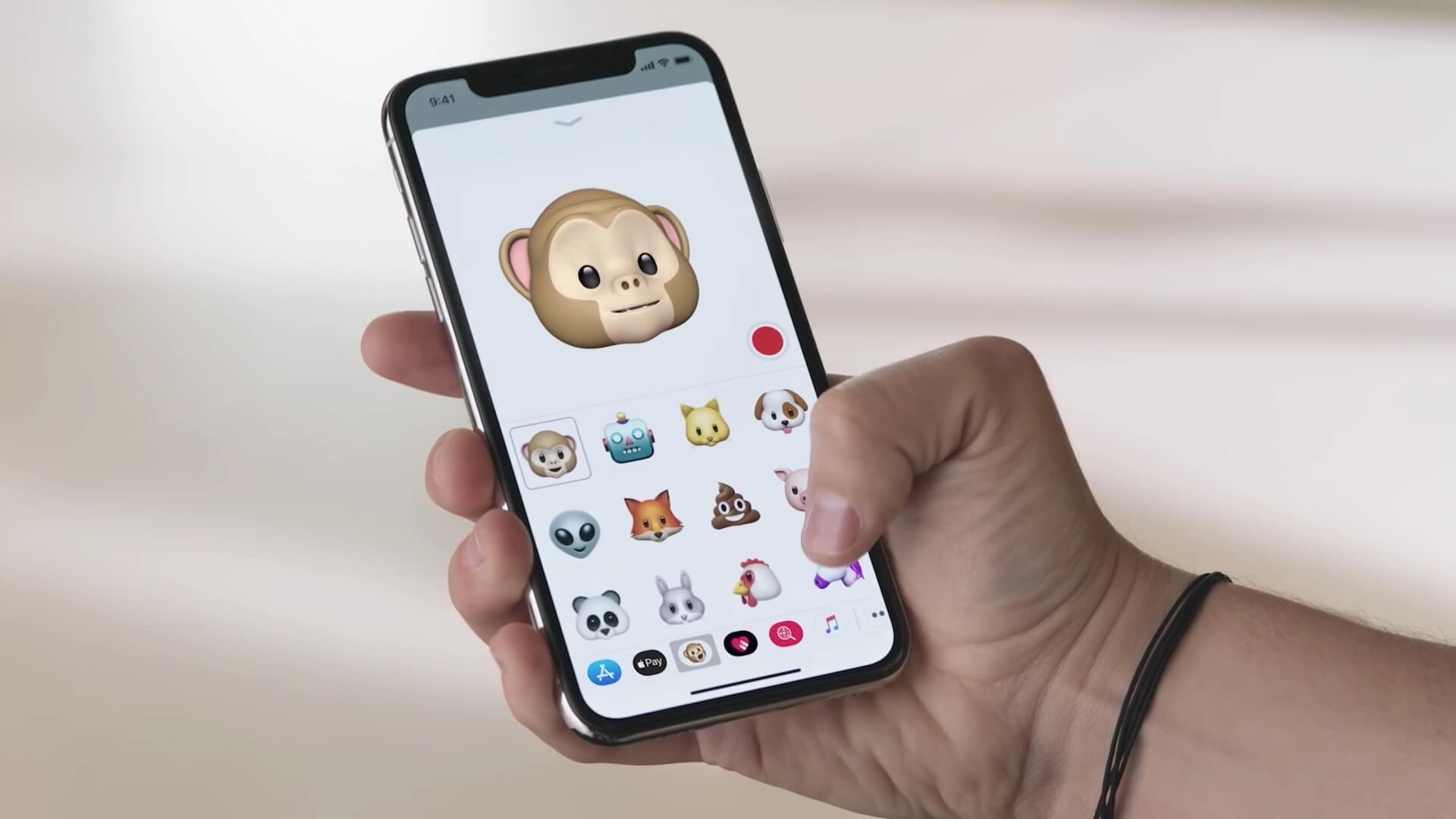 Датчики iPhone X можно использовать не только для анимодзи