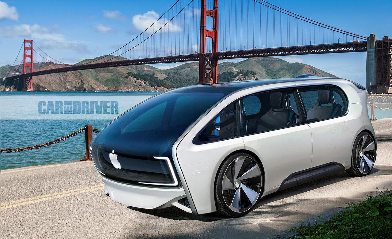 Apple рассказала о своем автомобильном проекте