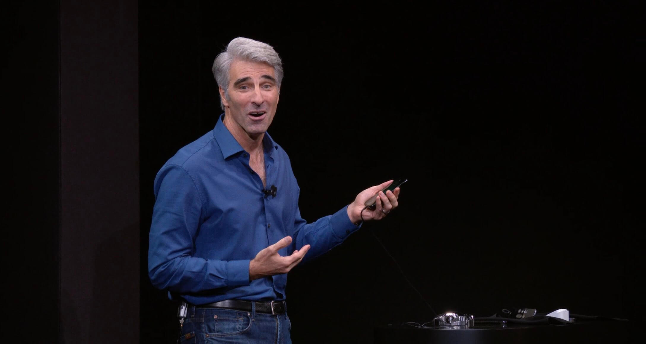 Крейг Федериги рассказал, как ускорить разблокировку iPhone с Face ID