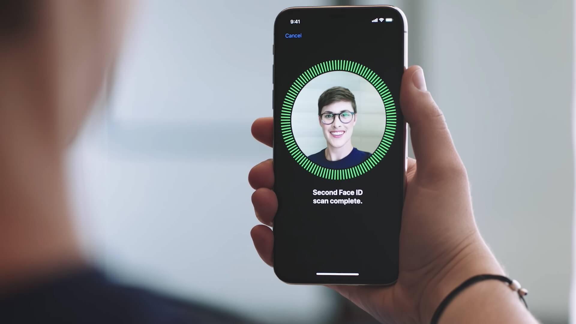 Apple готовится к появлению Face ID в iPad Pro