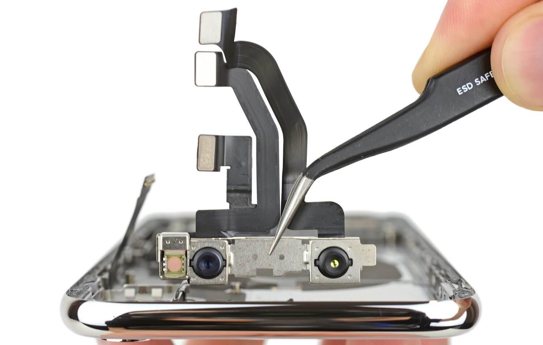 Что внутри iPhone X? iFixit его знает