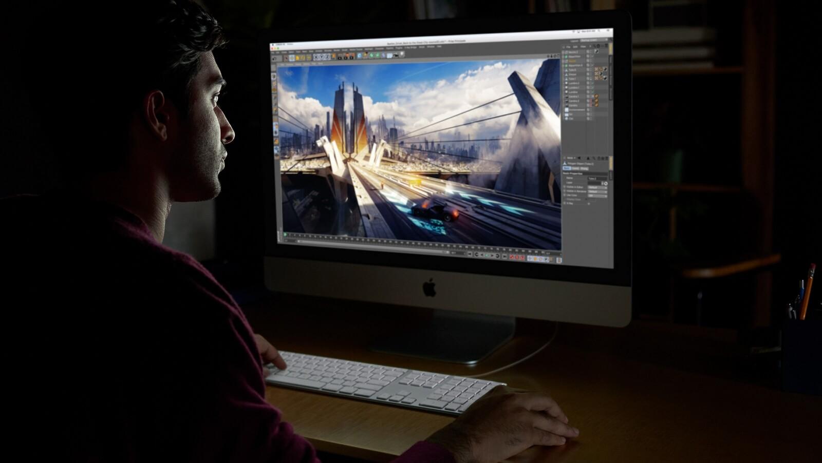 Зачем iMac Pro поддержка сотовых сетей?