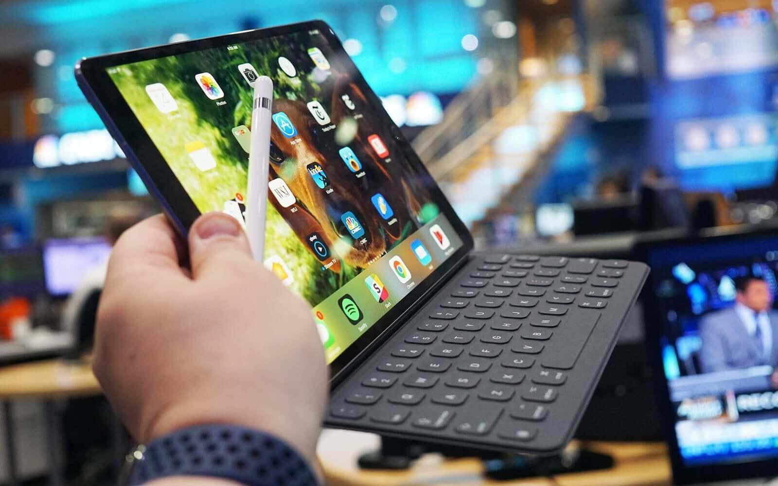 Простой способ увеличить автономность новых iPad Pro