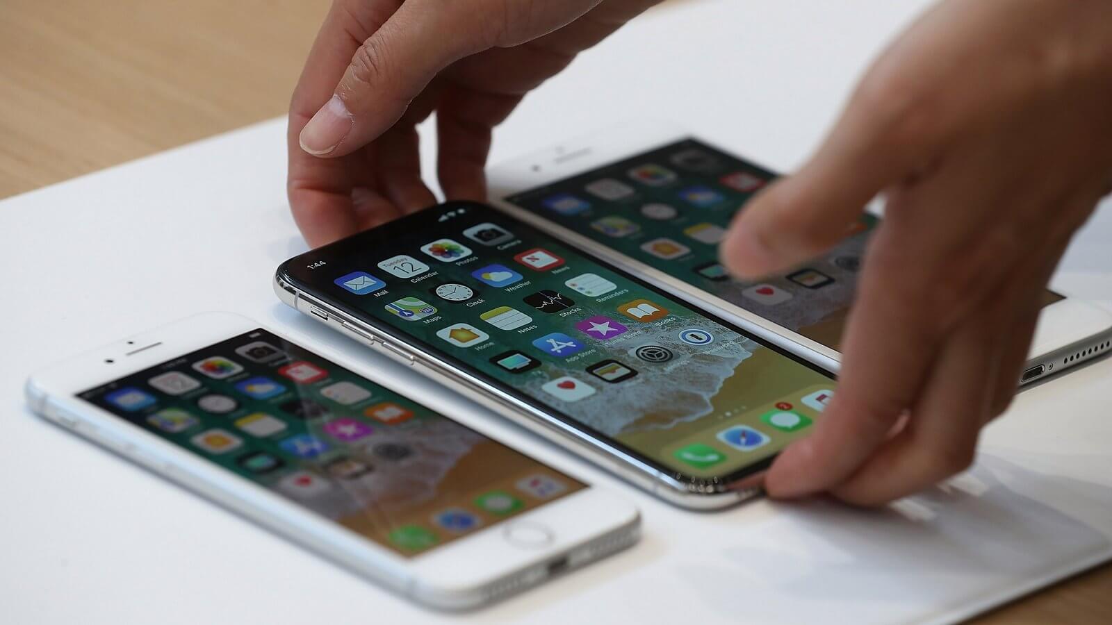 #Видео: iPhone X признали самым хрупким смартфоном компании