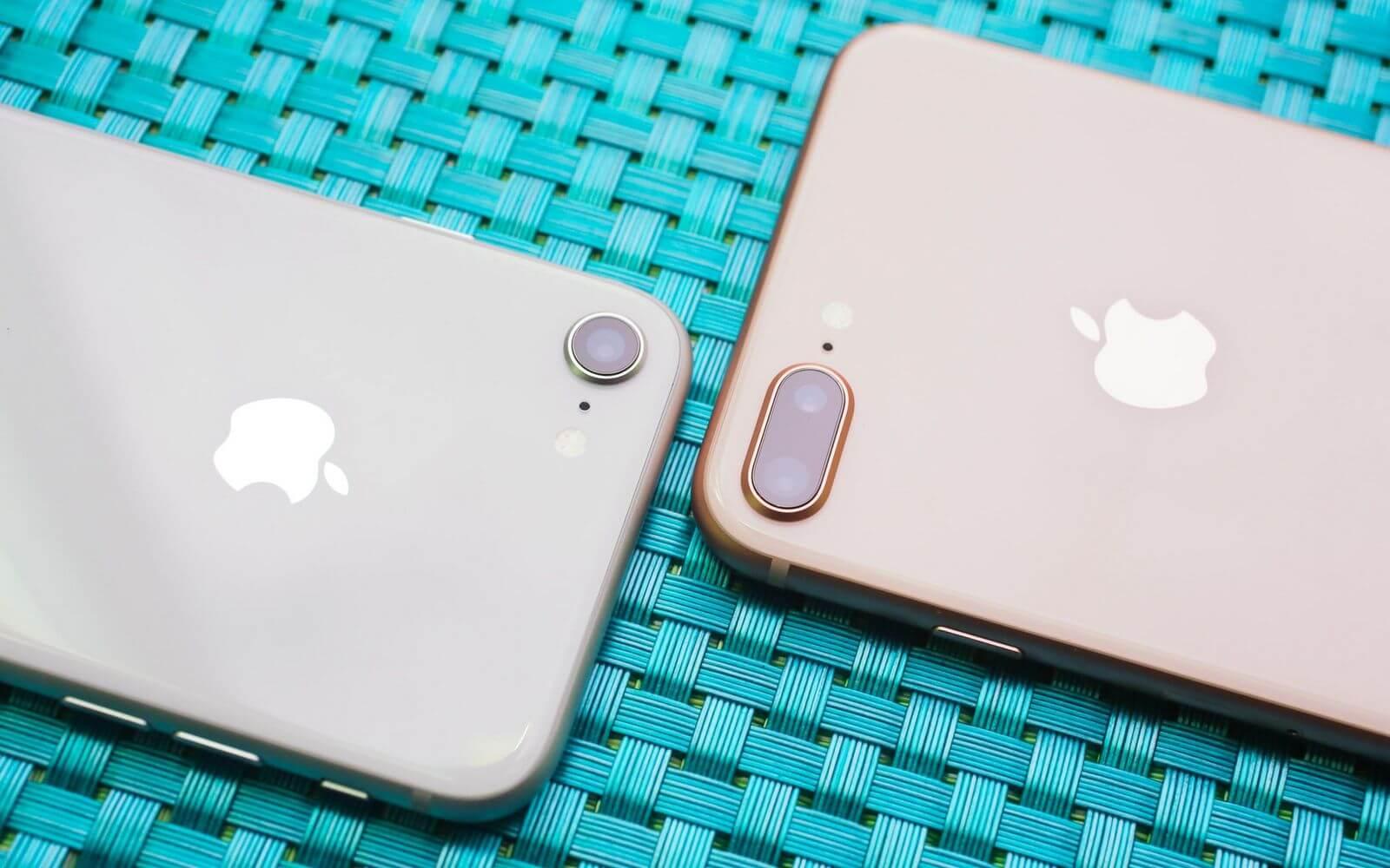 iPhone 8 и iPhone 8 Plus могут подорожать к Новому году