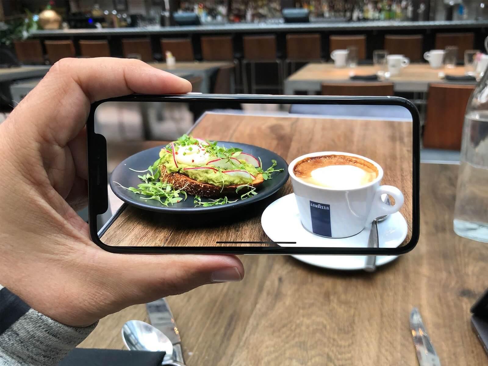 Как iPhone заменяет профессиональную фототехнику