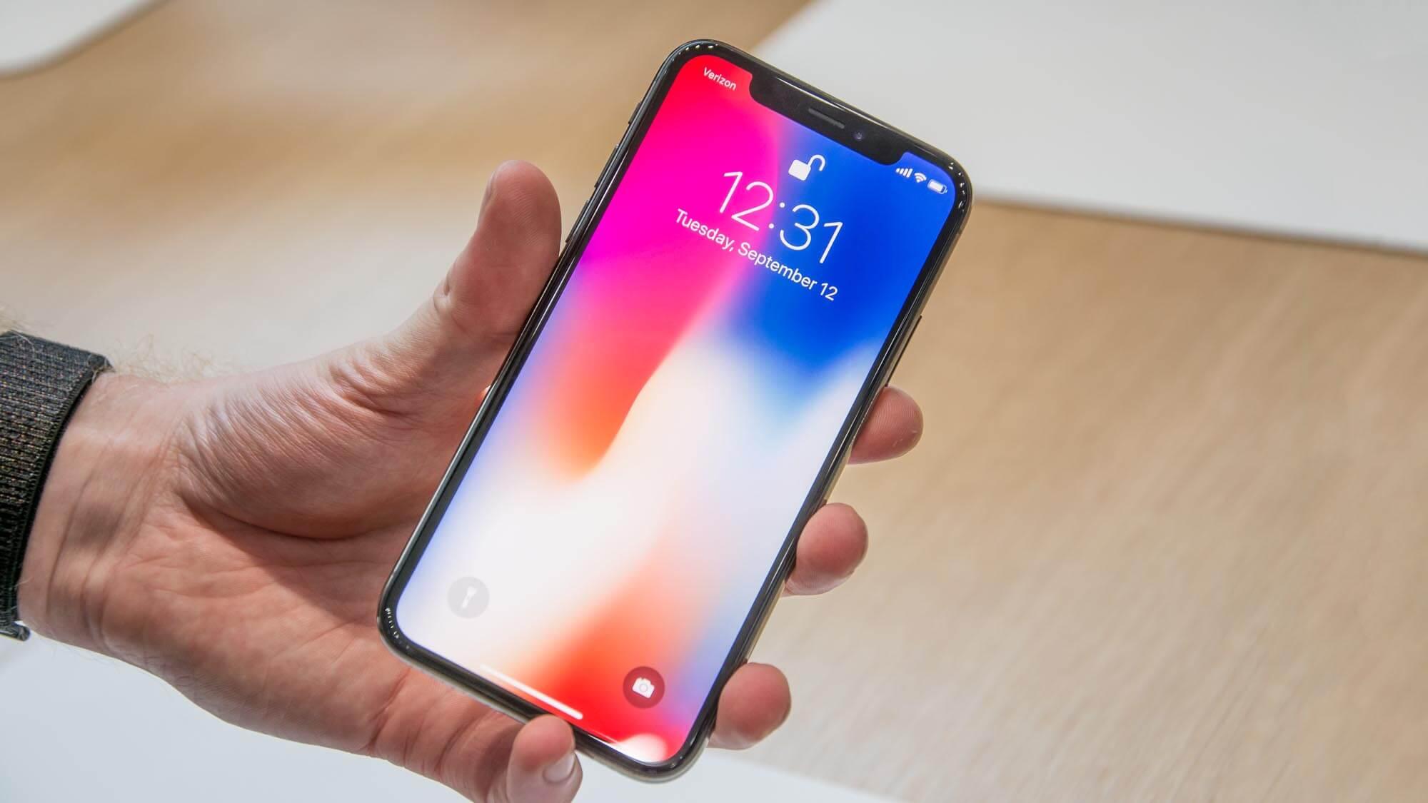 Некоторые iPhone X оказались быстрее других
