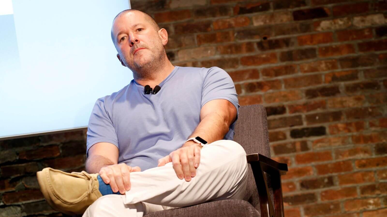 Джонатан Айв — об отказе от кнопки Home и цене на iPhone X