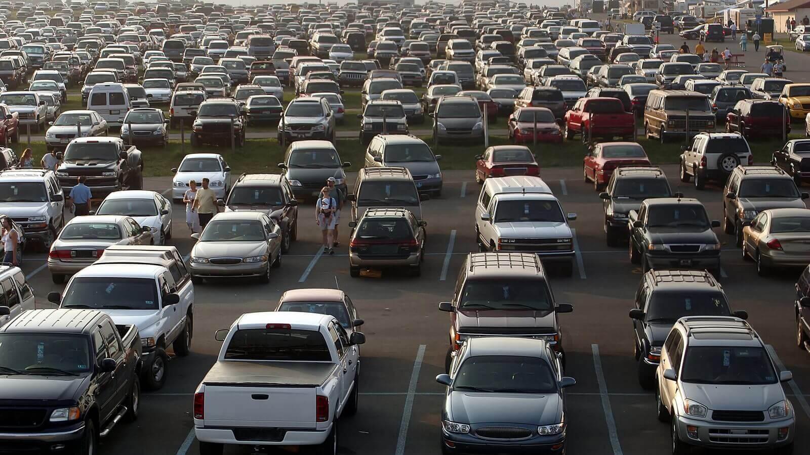 ARKit поможет в поиске припаркованного автомобиля
