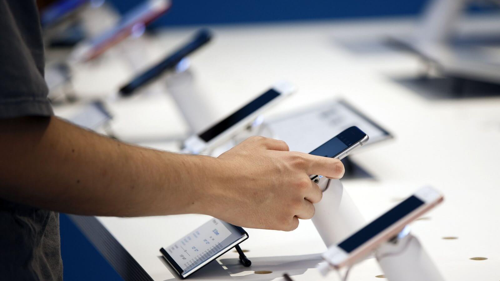 Apple помогла смартфонам установить новый рекорд в России
