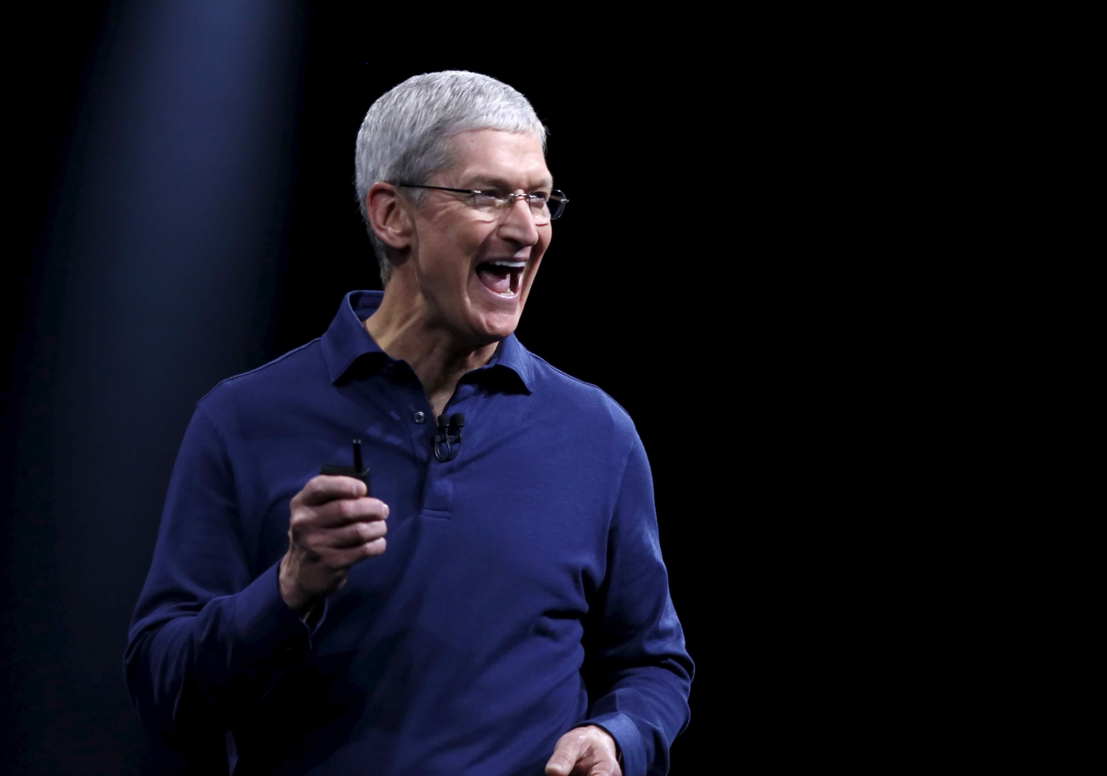 Главное из отчета Apple за четвертый финансовый квартал 2017 года