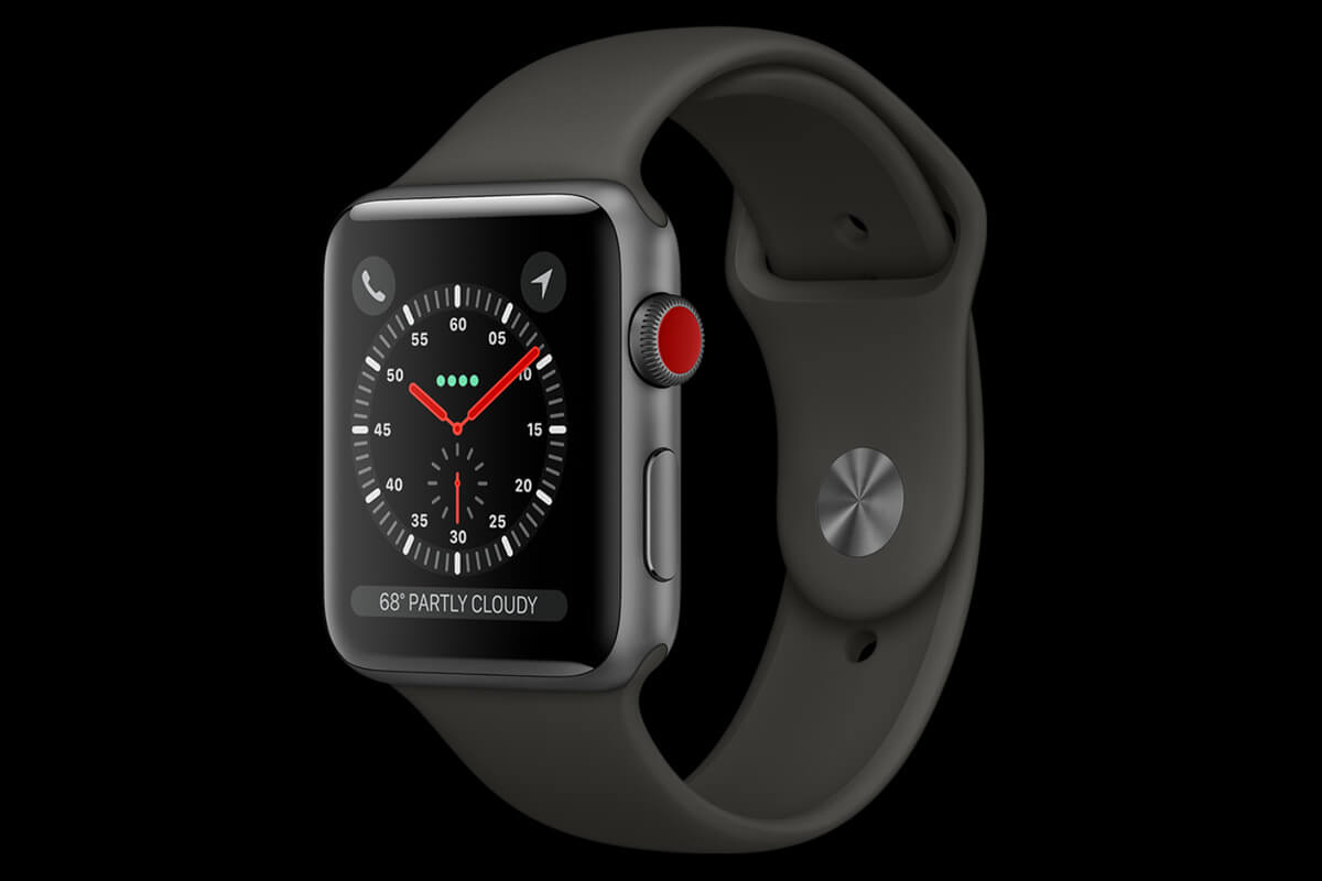 Apple — снова лидер на рынке носимых устройств