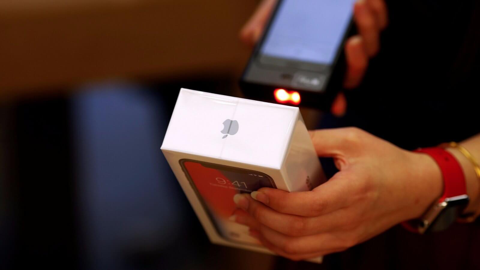 Apple начала доставлять iPhone X по России как никогда быстро