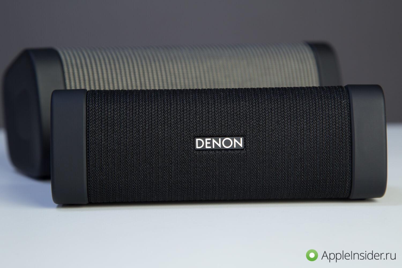 Беспроводной звук стационарного уровня: Bluetooth-колонки Envaya от Denon