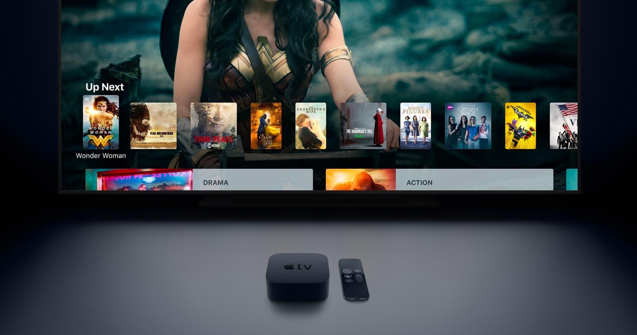 Apple выпустила tvOS 11.2. Что нового?
