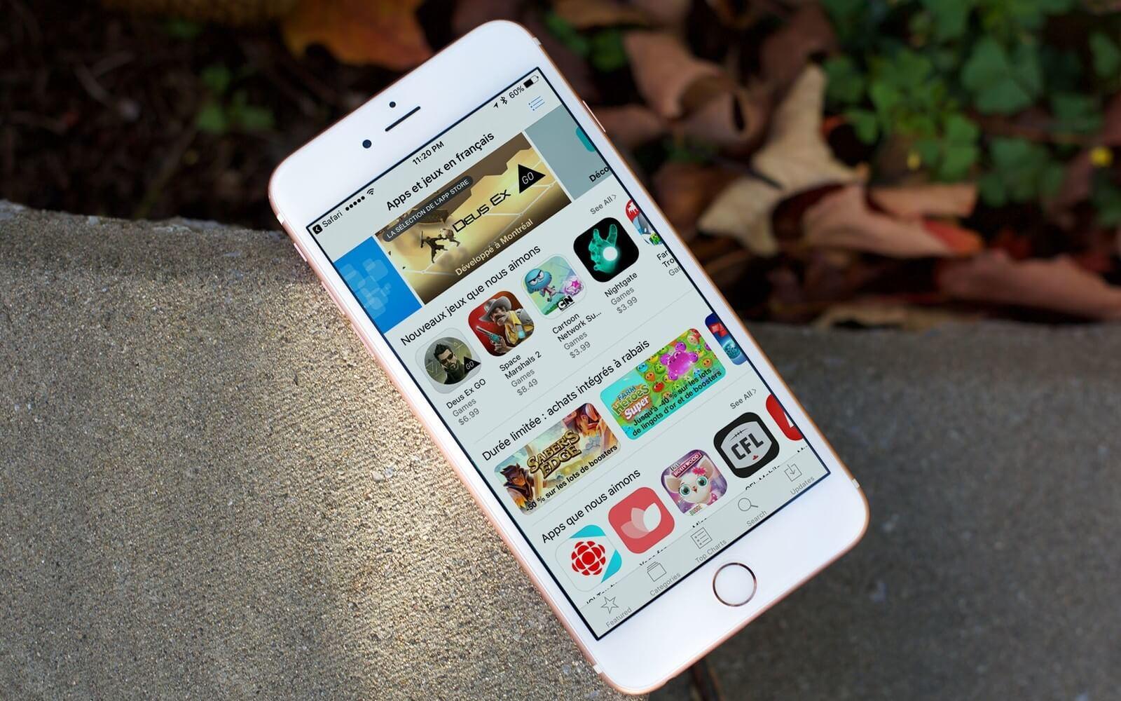 В App Store появилась возможность оформить предзаказ на приложение