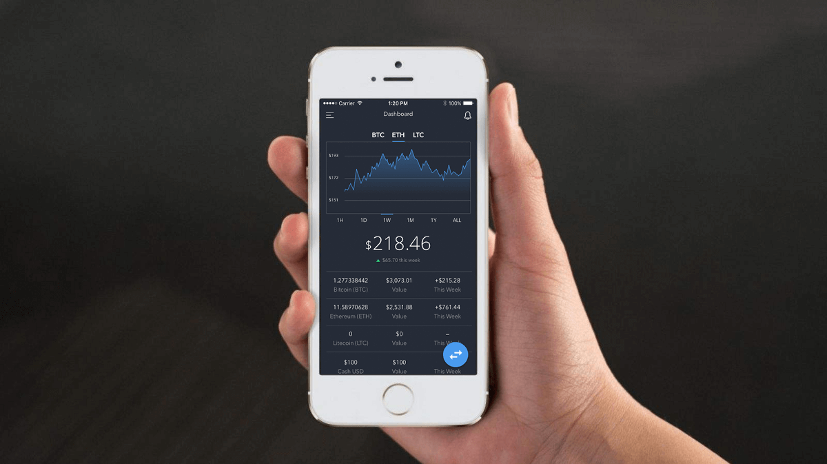 Биткойн-кошелек стал самым скачиваемым в App Store