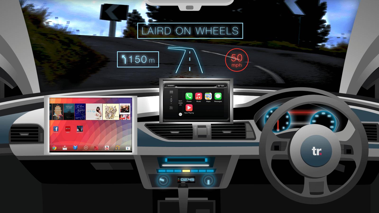 Как Apple работает над беспилотными автомобилями