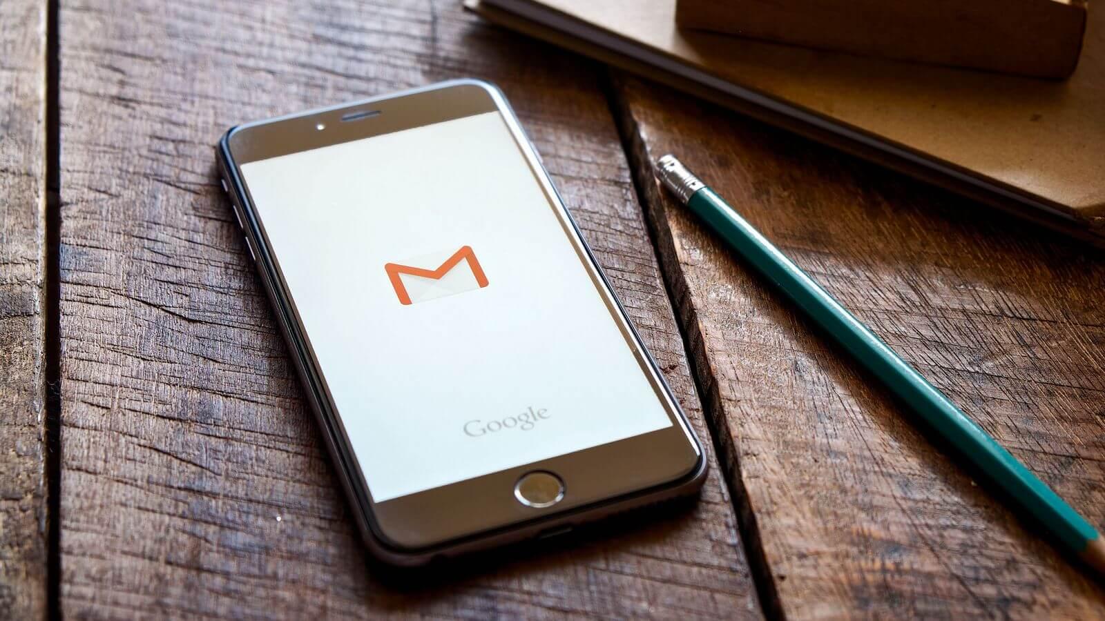 Как добавить сторонний адрес электронной почты в Gmail на iOS