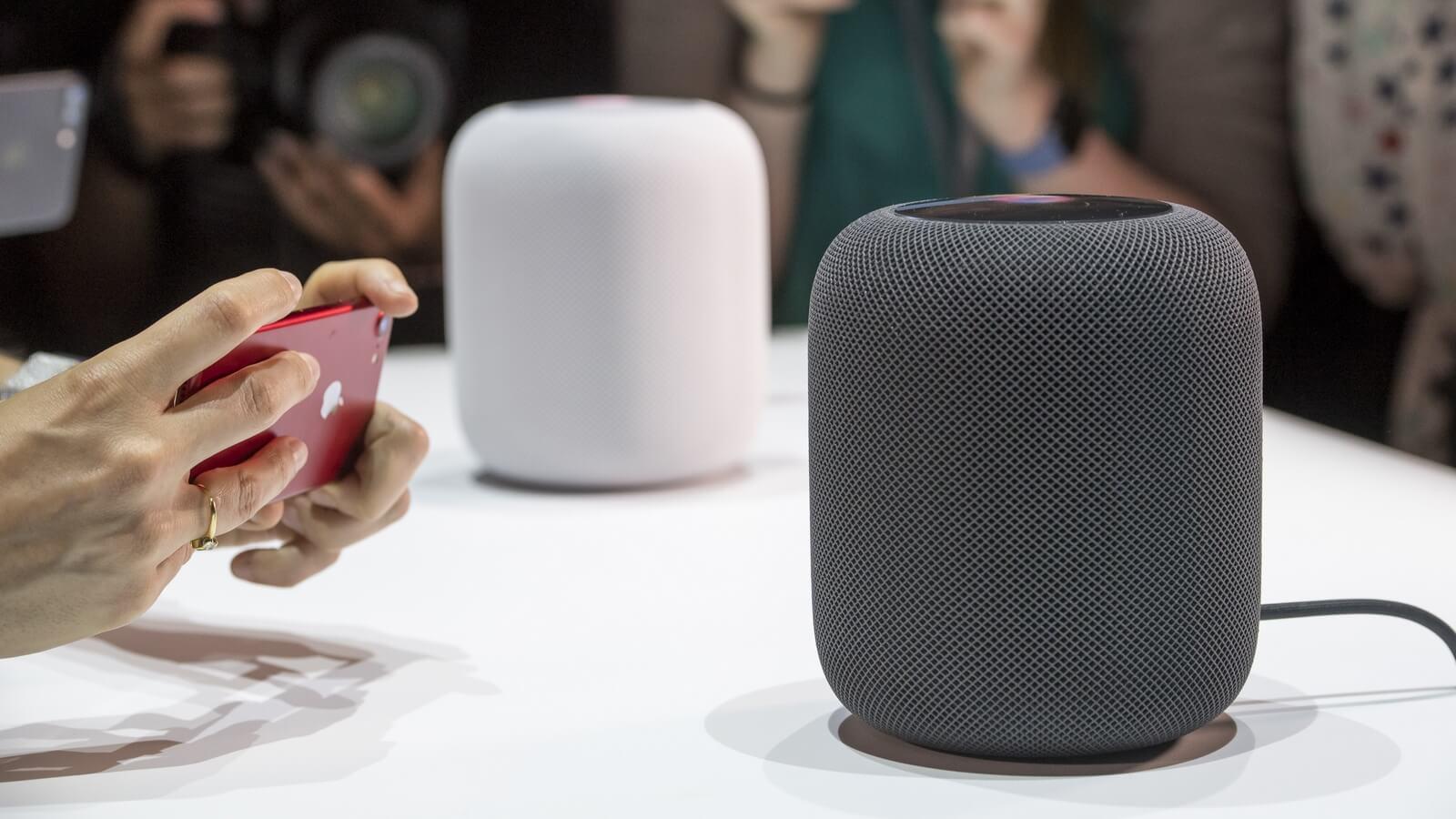 В Apple прокомментировали отложенный запуск HomePod