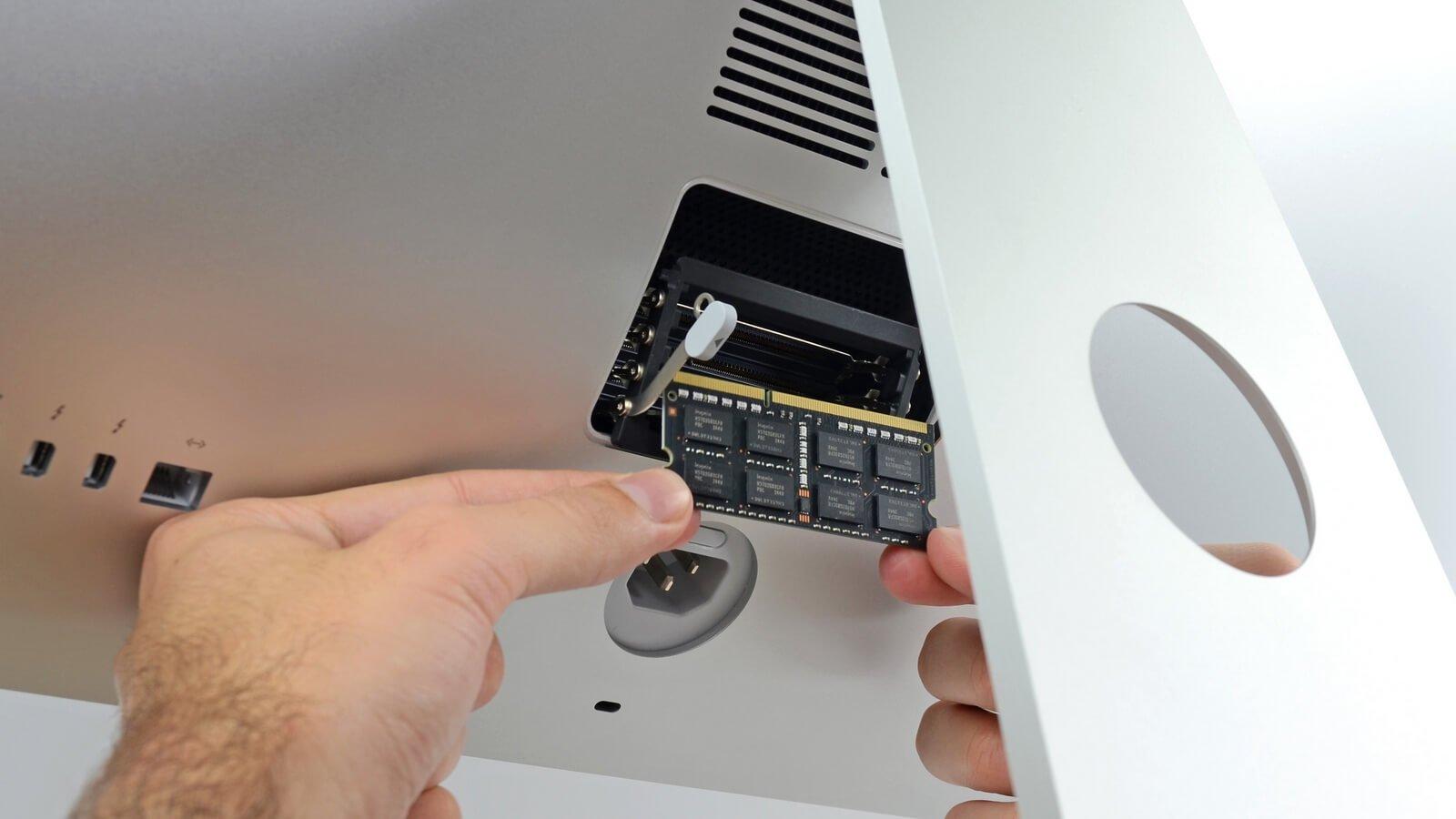 Apple не позволит вам самостоятельно апгрейдить iMac Pro