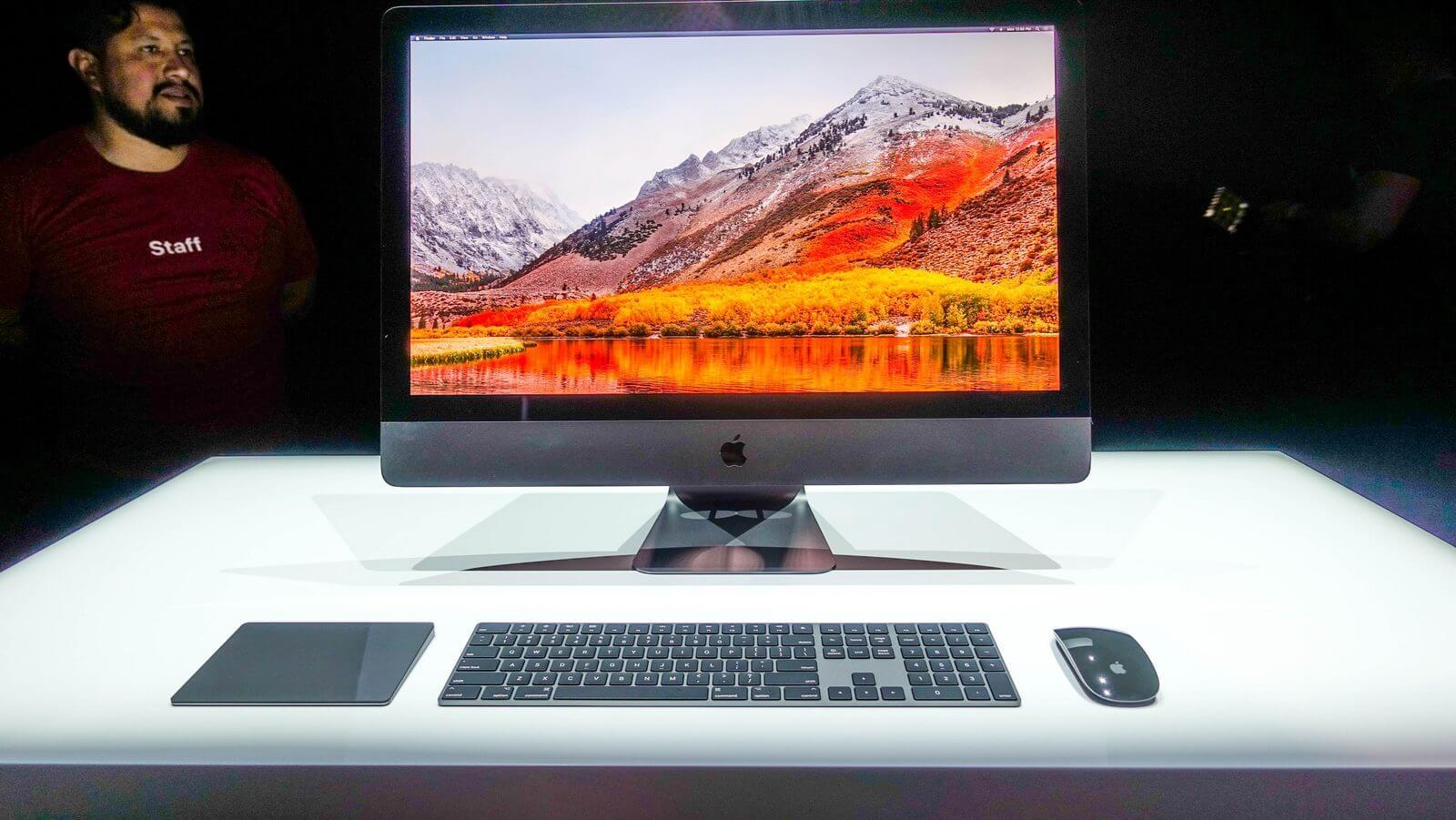 На eBay появились аксессуары для iMac Pro по баснословной цене