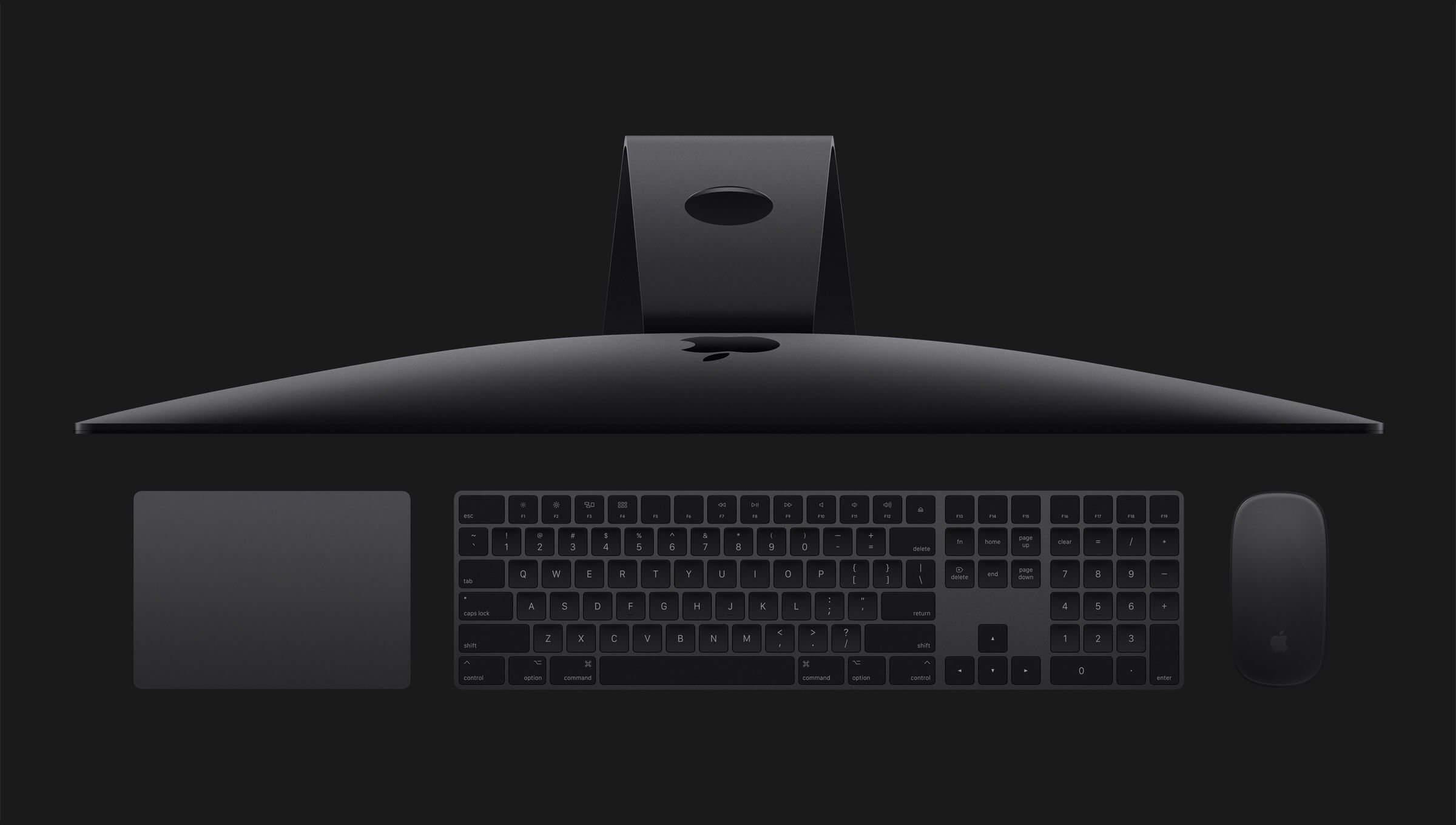 Старт продаж iMac Pro — 14 декабря. А в России?