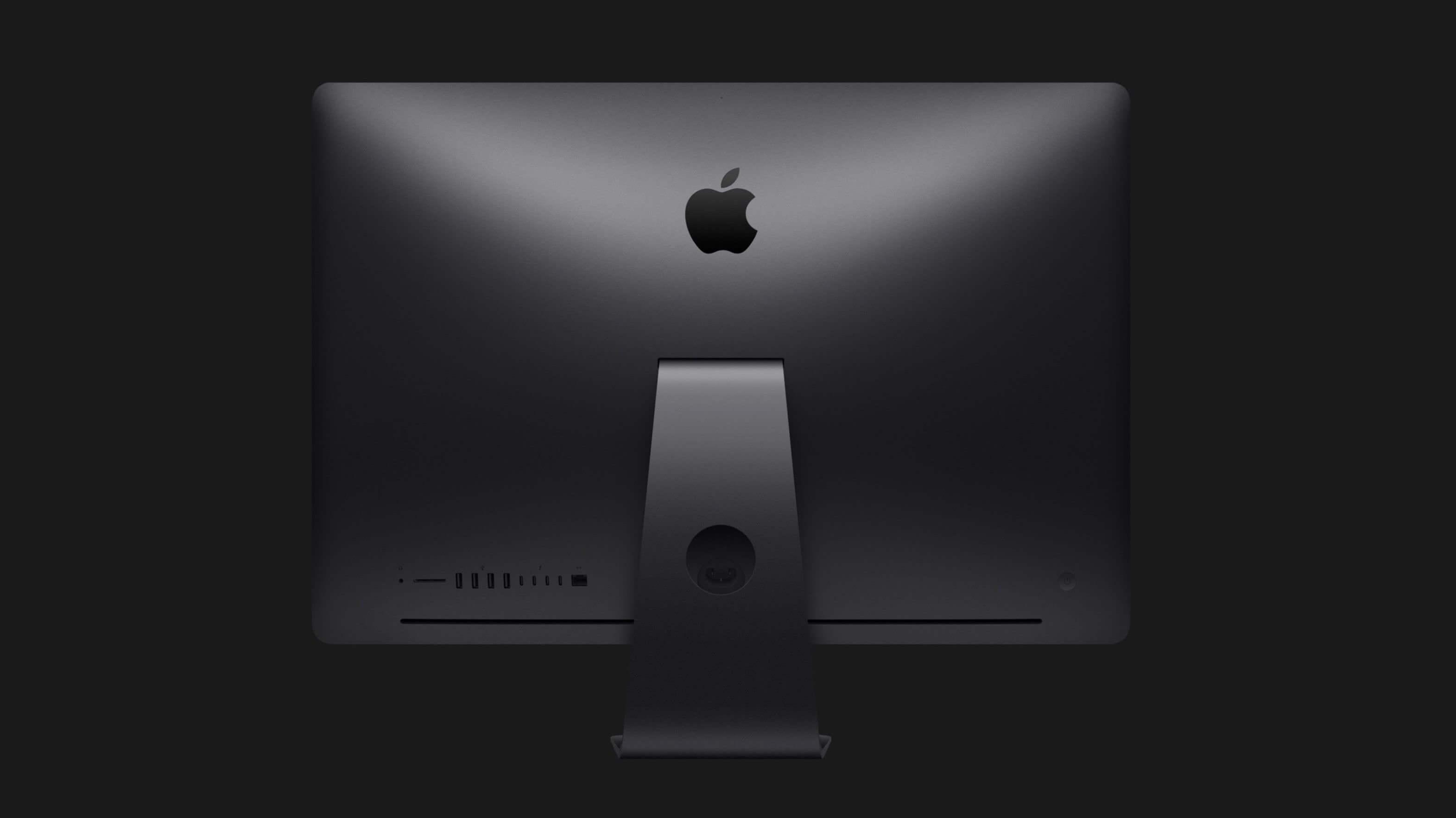 iMac Pro оснастили новым процессором T2