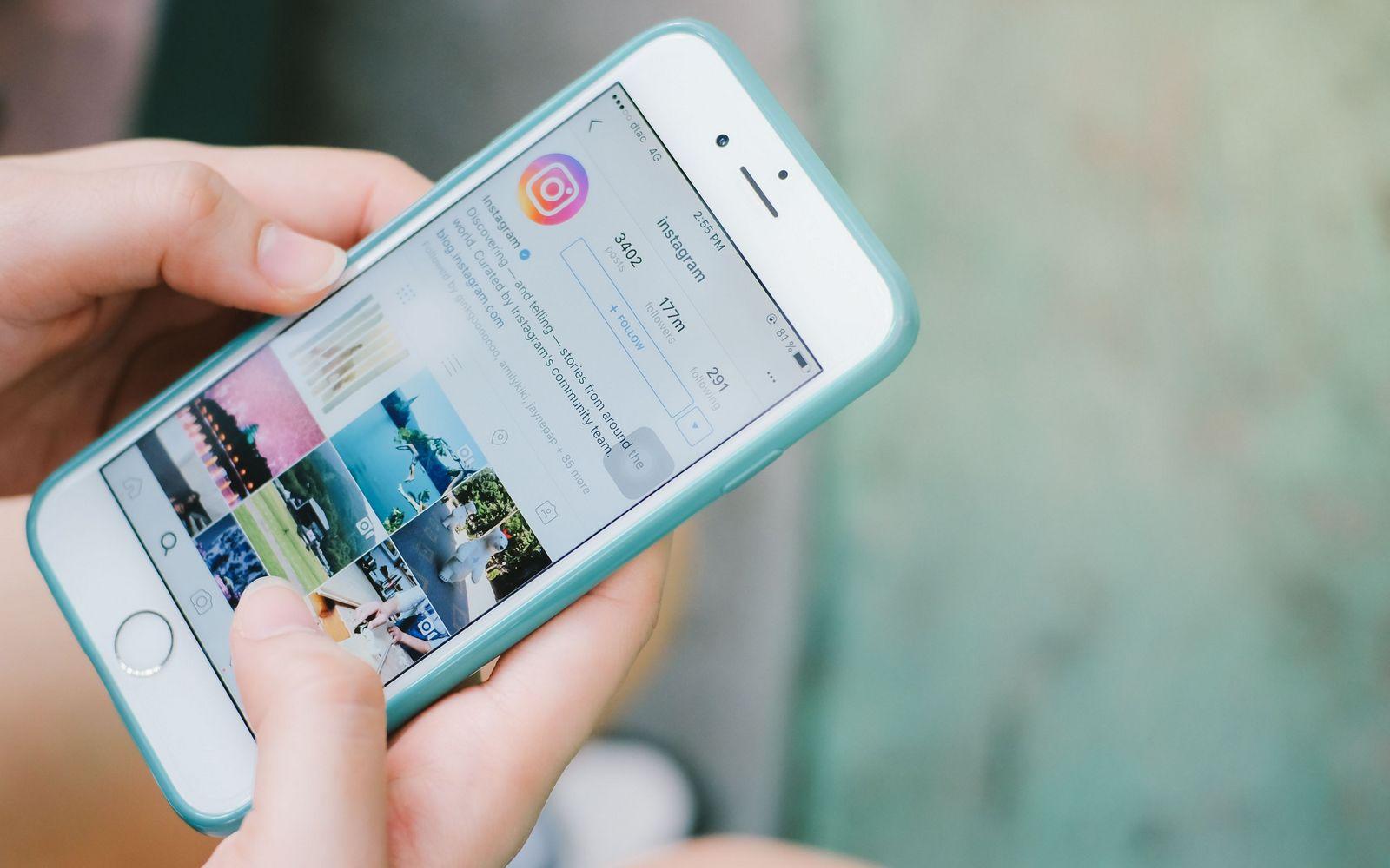 В Instagram появилась подписка на хештеги