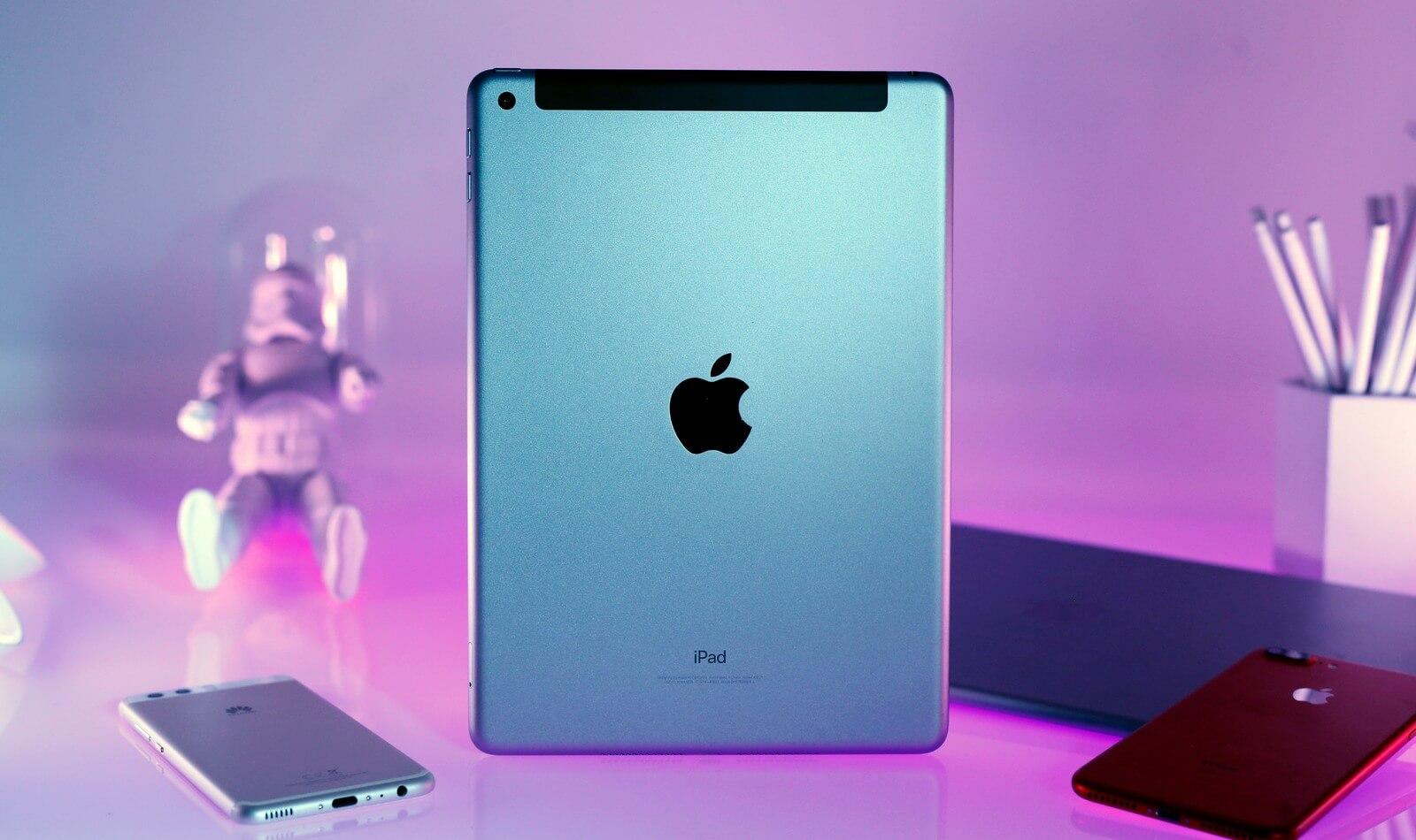 Отказ от Touch ID сделает iPad 11-дюймовым