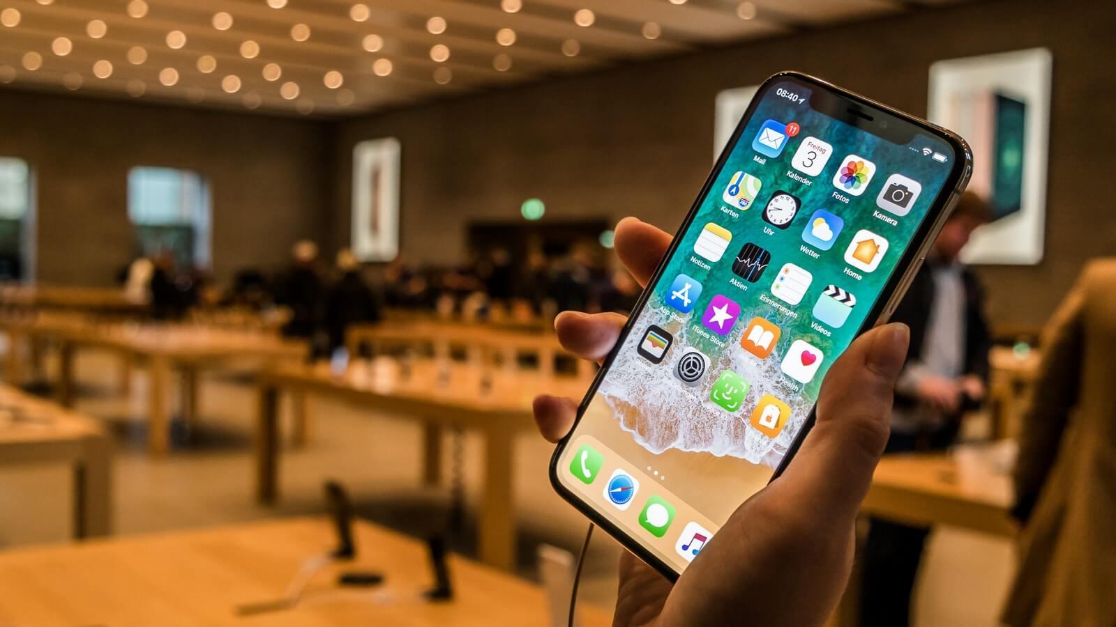 iPhone X, iPhone 7 и iPhone 6s подешевели в России