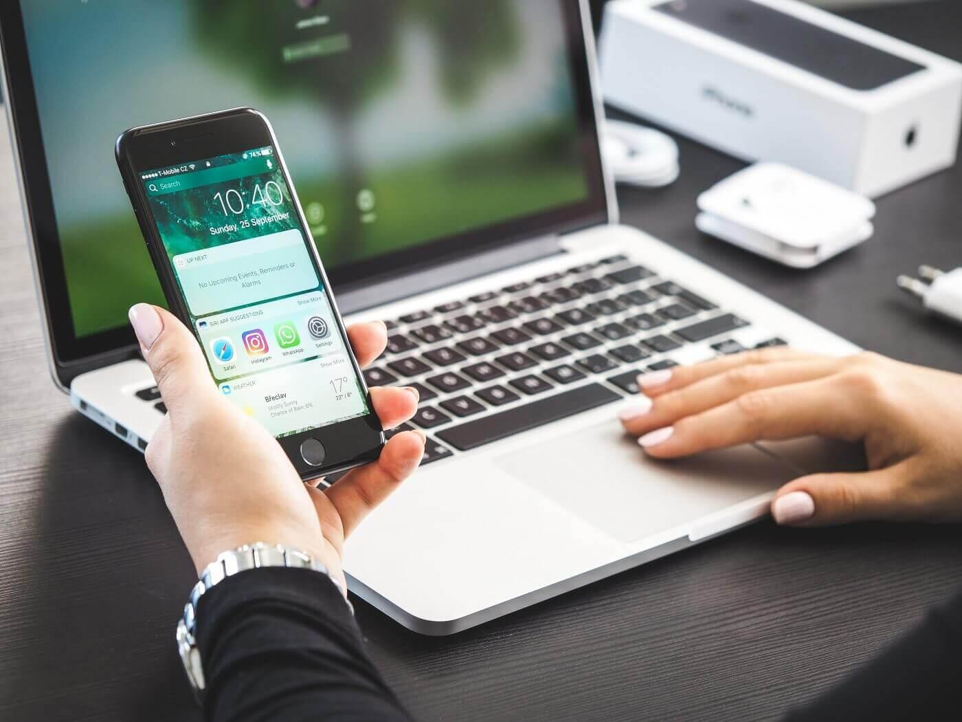 Как iPhone с iOS 11 используют в бизнесе
