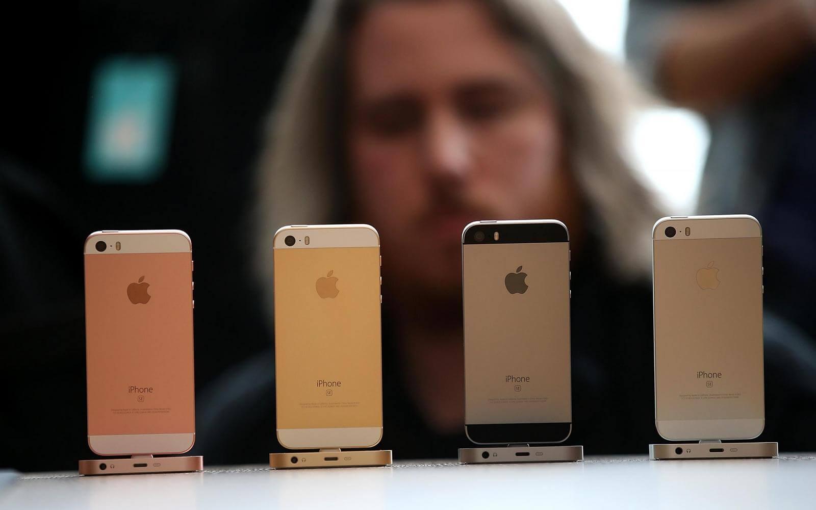 Apple не покажет iPhone SE 2 в июне