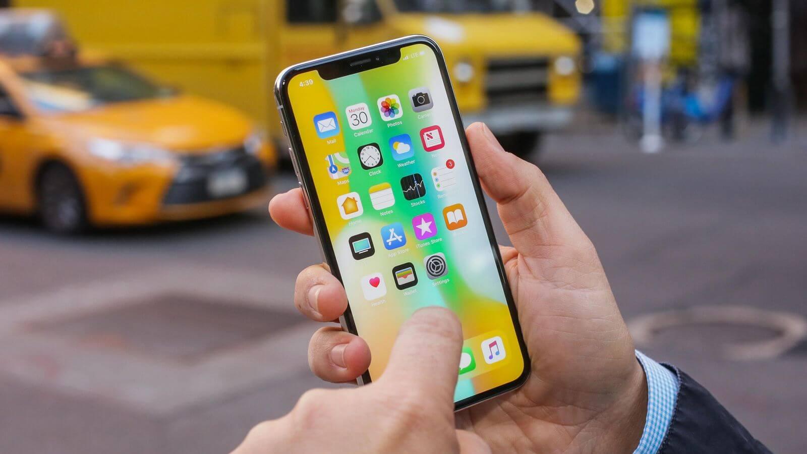 Apple потеряла долю на рынке смартфонов из-за iPhone X
