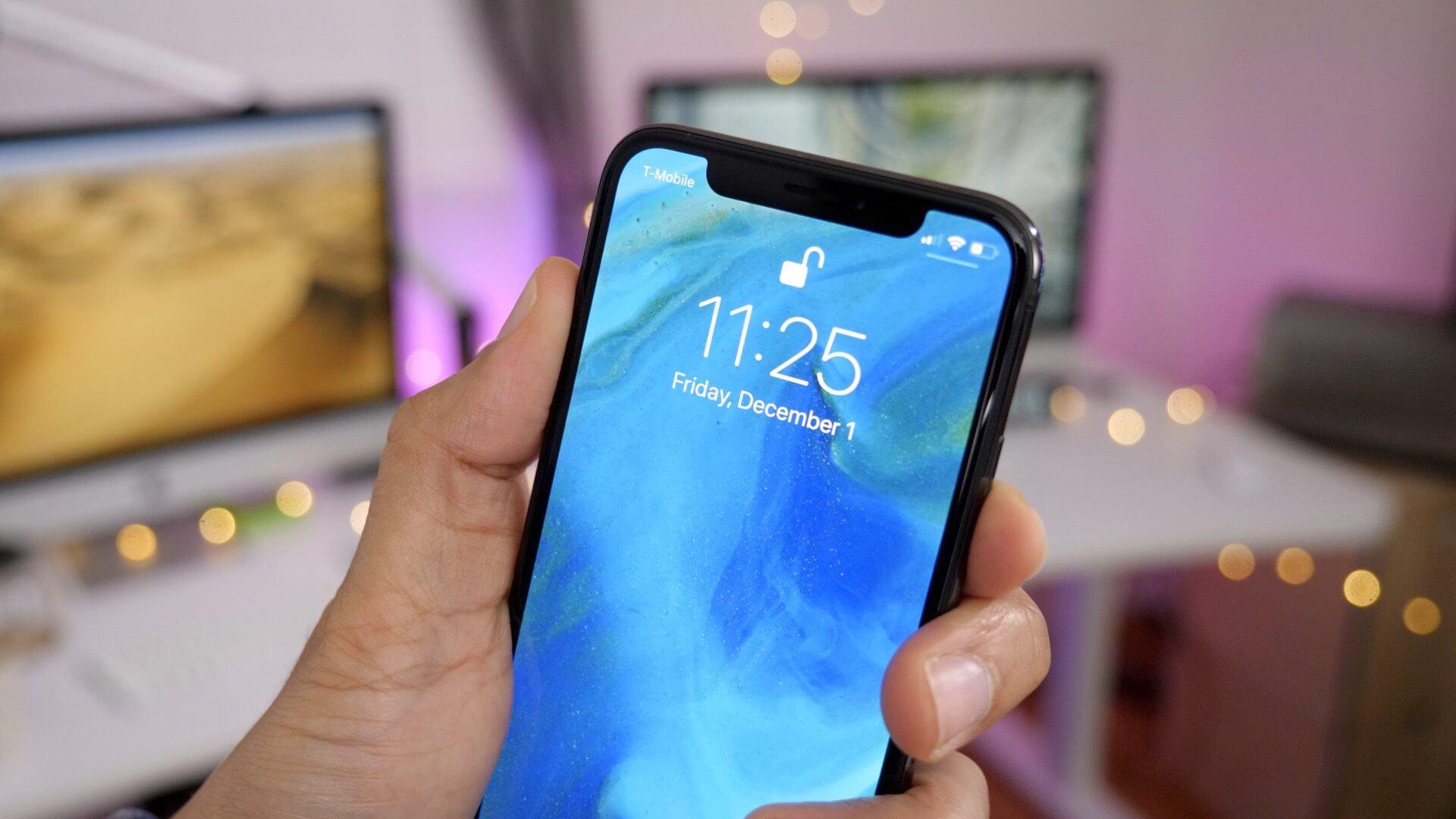 Начат прием предзаказов на защитные стекла для iPhone 2018