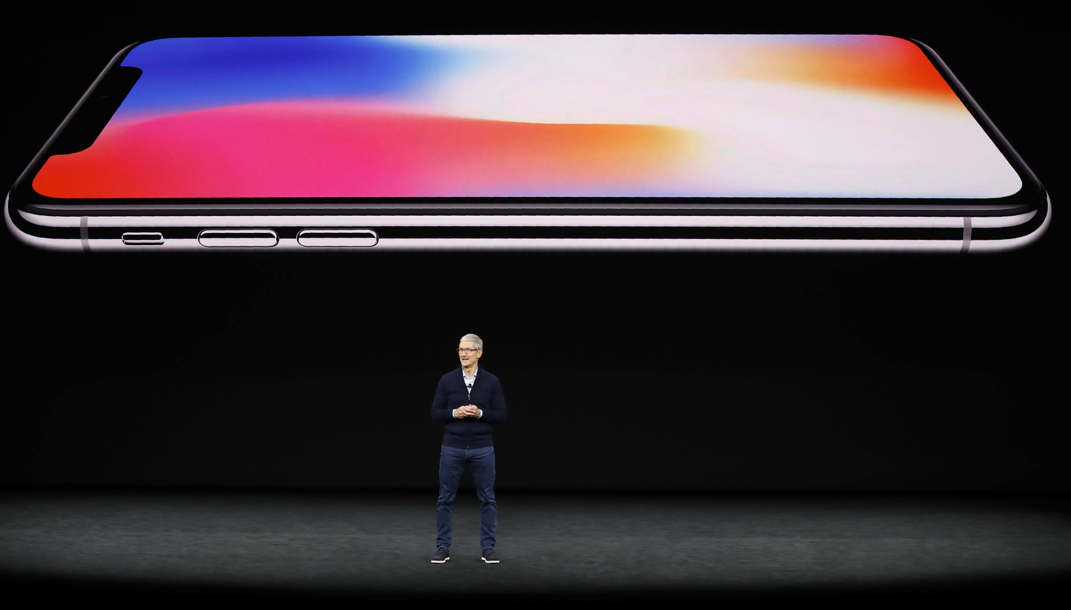 Сроки доставки iPhone X могут снова увеличиться